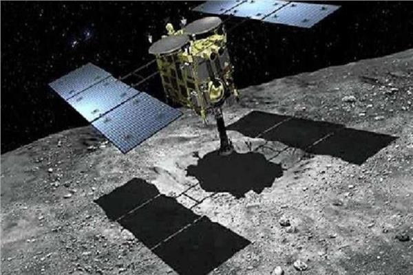 هبوط ناحج لمسبار «هايابوسا 2» على كويكب «ريوغو»