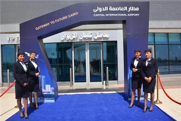 فيديو وصور| طفرة إنشاءات.. المطارات المصرية ترتدي «ثوب جديد»