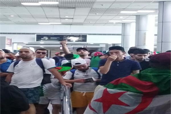 أمم إفريقيا 2019| 6 طائرات تحمل أكثر من ألف مشجع جزائري لمناصرة الخضر