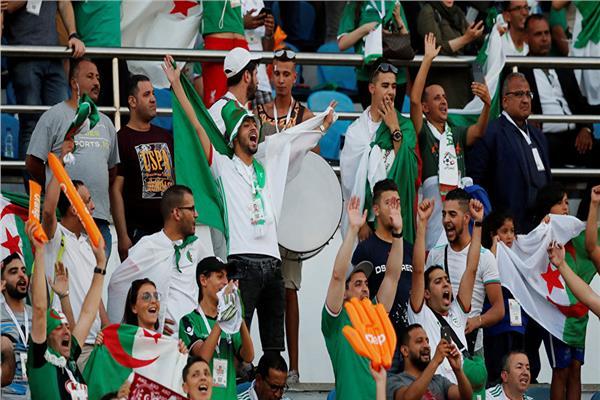 جماهير الجزائر - أرشيفية