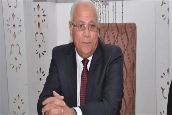 محافظ بور سعيد عادل الغضبان