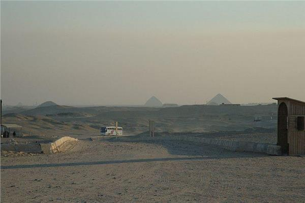 """""""دهشور"""" منطقة سياحية عالمية بها 4 أهرامات ومقابر فرعونية"""