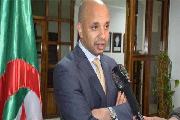 برناوي وزير الشباب والرياضة الجزائري