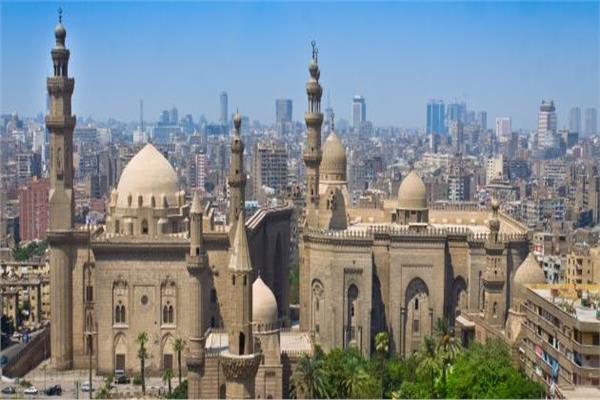 مسجد السلطان حسن بالقاهرة