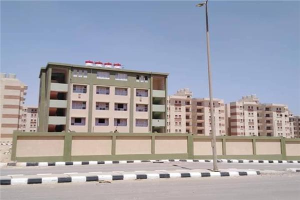 إنشاء مدرستين للتعليم الأساسي والثانوي بمدينة 30 يونيو الجديدة في أسيوط