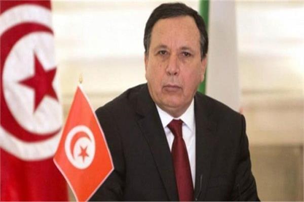 وزير الشؤون الخارجية التونسى خميس الجهيناوي