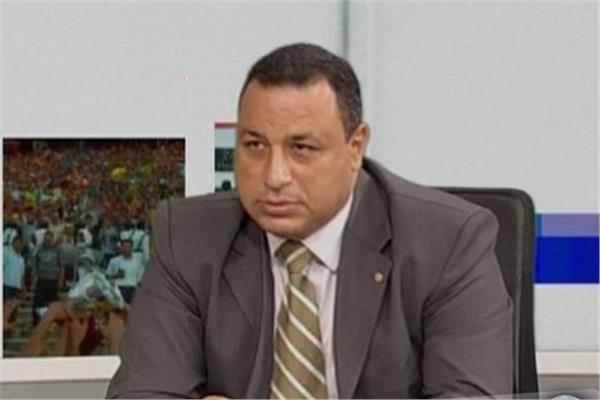 علي غيط عضو مجلس إدارة الإسماعيلي السابق
