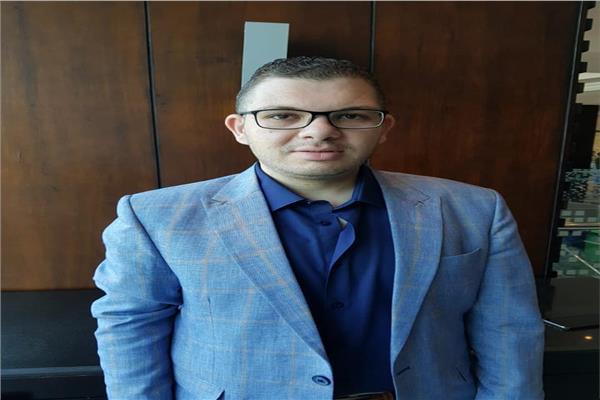 محمد الحصرى عضو شعبة السياحة بغرفة الأسكندرية التجارية