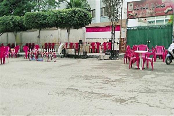 مقهى مخالف - صورة أرشيفية