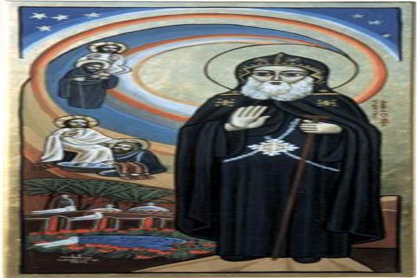 القديس الانبا بيشوى