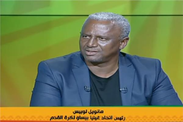 مانويل لوبيس رئيس اتحاد غينيا بيساو لكرة القدم