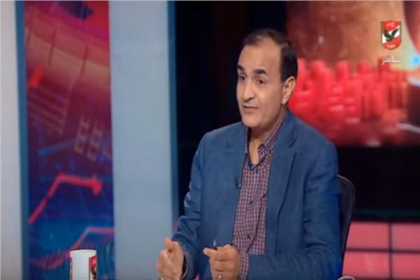محمد البهنساوي رئيس تحرير بوابة اخباراليوم