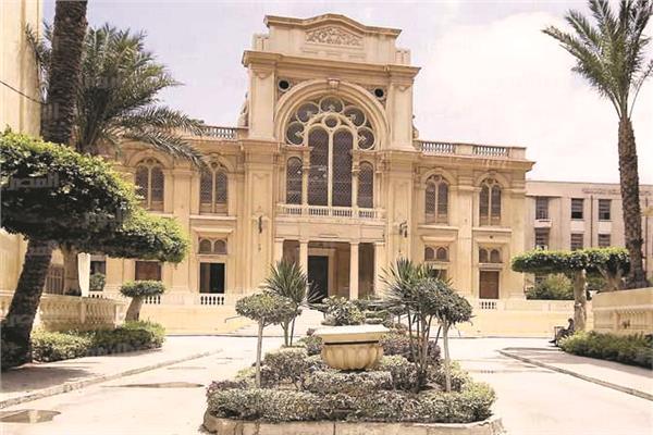 إنهاء أعمال ترميم وتطوير المعبد اليهودى «إلياهو هانبى»