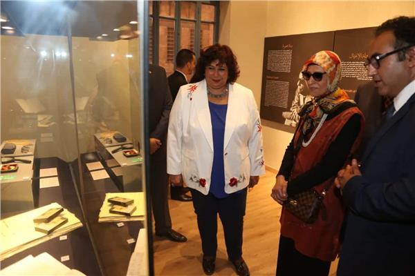افتتاح متحف أديب نوبل