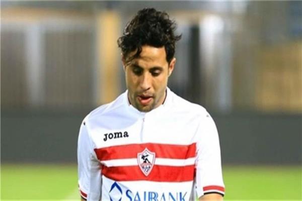 اللاعب محمد إبراهيم
