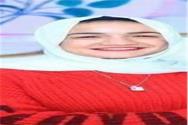 الطالبة جهاد سعد أبو الدهب
