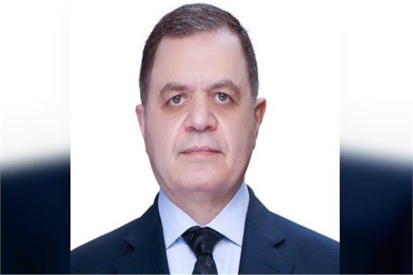 اللواء محمود توفيق وزير الداخلية