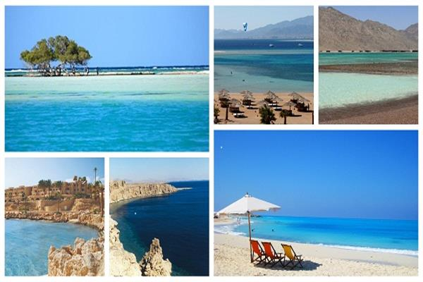 لقضاء «صيف ممتع».. إليك أبرز شواطئ مصر الرائعة |صور