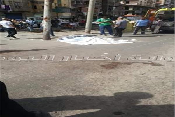 سائق ميكروباص بالإسكندرية يقتل زميله دهسا بسبب أولوية المرور