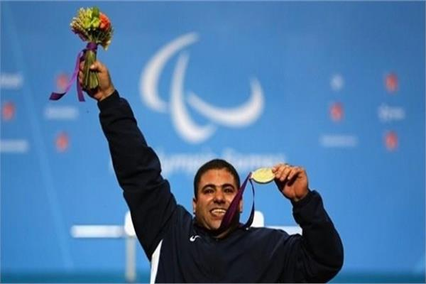 البطل المصري الباراليمبي، هاني عبد الهادي