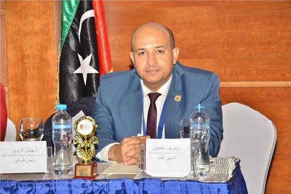 الدكتور شريف الطحان رئيس الاتحاد الدولي للتنمية المستدامة