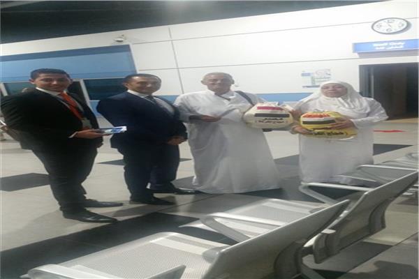 مصر للطيران تسير اليوم 12 رحلة جوية لنقل حجاج القرعة