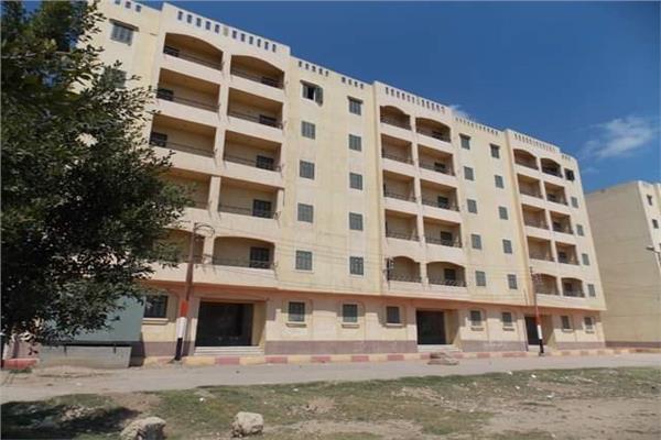 117 وحدة سكنيةلمحدودى الدخل بدمنهور تم بناؤها منذ عام 2008 وحتى الأن لم يتم تسليمها لمستحقيها