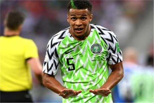 ويليام ايكونج مدافع منتخب نيجيريا
