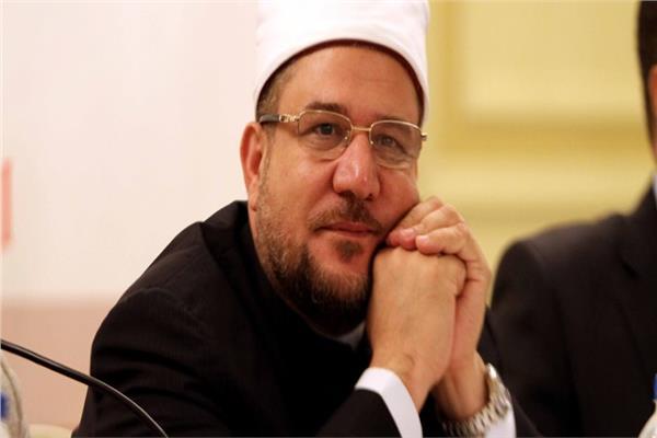 د.محمد مختار جمعة ، وزير الأوقاف