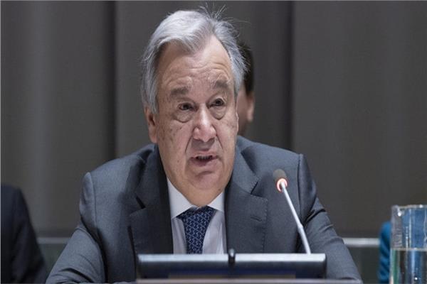 انطونيو غوتيريش الامين العام للامم المتحدة