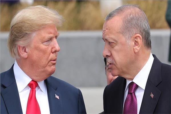 رجب طيب أردوغان ودونالد ترامب