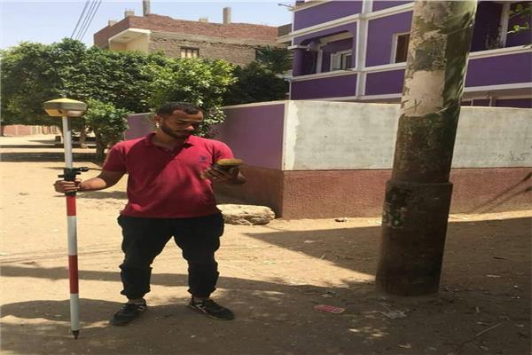 الصرف الصحي يدخل قرى أبوتشت