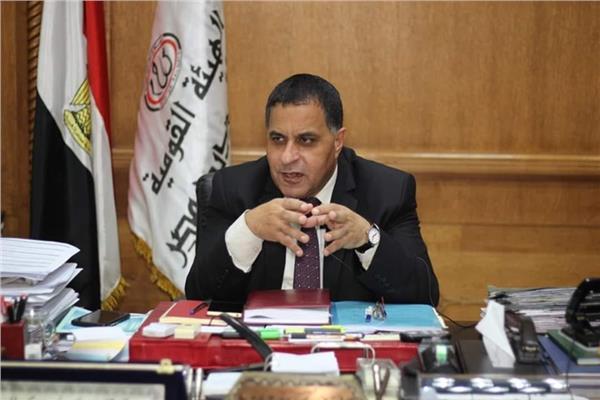 أشرف رسلان، رئيس هيئة السكك الحديدية