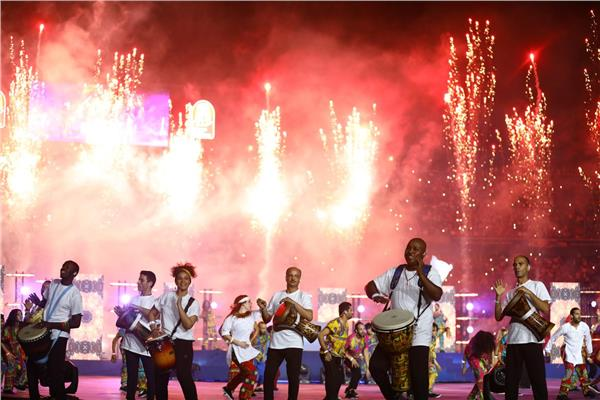حفل الختامي لبطولة كأس أمم إفريقيا
