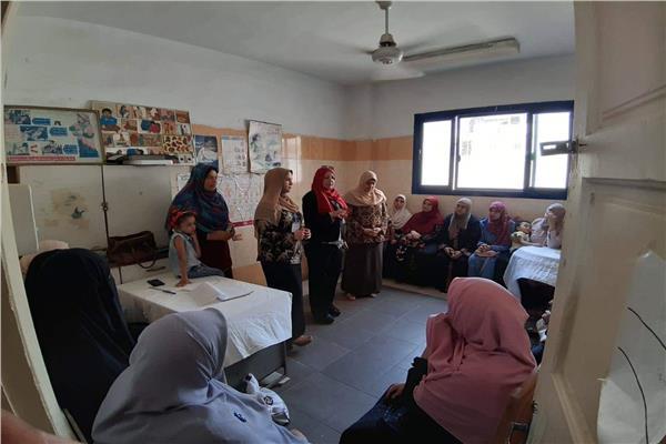 """صحة البحيرة: فحص 141 الف و706 سيدة ضمن مبادرة الرئيس """"دعم صحة المرأة المصرية"""""""
