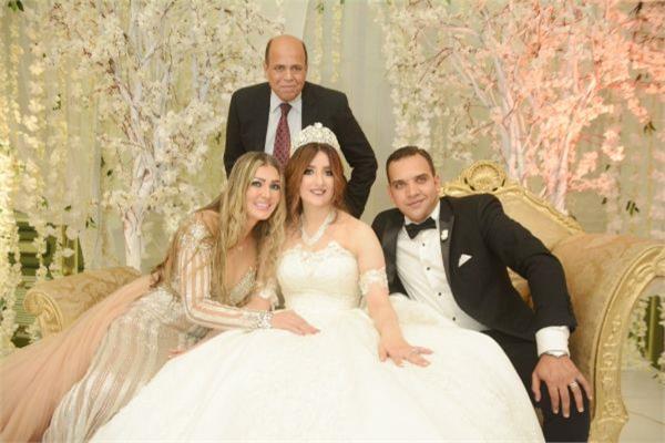 زفاف «محمد وهانيا»