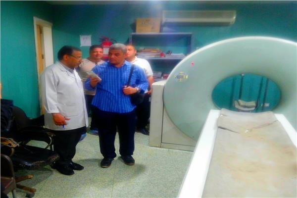 مدير مستشفى قويسنا: طالبنا بأجهزة طبية حديثة لخدمة 600 ألف مواطن