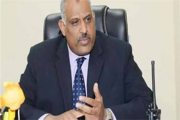 الدكتور سيد حزين وكيل وزارة الشباب والرياضة بمحافظة الفيوم