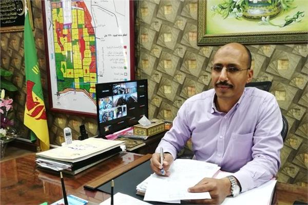 المهندس عبدالرؤوف الغيطي، رئيس جهاز مدينة الشروق