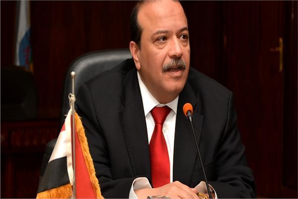 الدكتور مجدي سبع رئيس جامعة طنطا