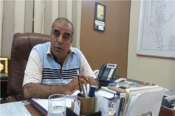 المهندس محمد الصاوى وكيل وزارة الرى بالمنوفيه