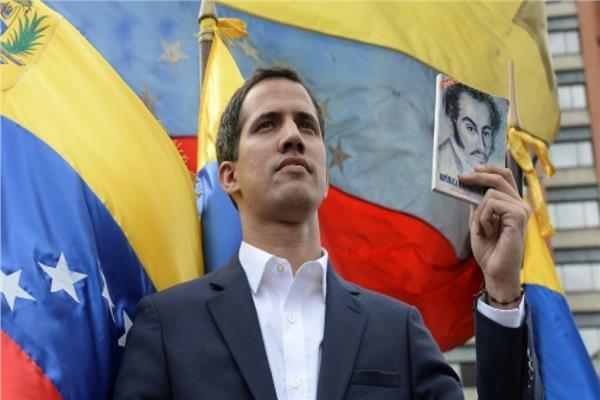 نائب رئيس البرلمان الفنزويلي