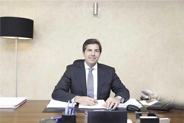 شريف رياض رئيس مجموعة الائتمان المصرفي للشركات بالبنك الأهلي