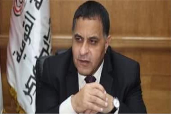 المهندس أشرف رسلان رئيس مجلس إدارة الهيئة القومية لسكك حديد مصر