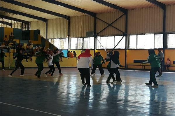 الإسماعيلية تستضيف 120 مشاركة في المشروع القومى لرياضة المرأة