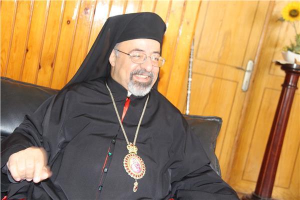 الانبا ابراهيم اسحق بطريرك الإسكندرية للأقباط الكاثوليك
