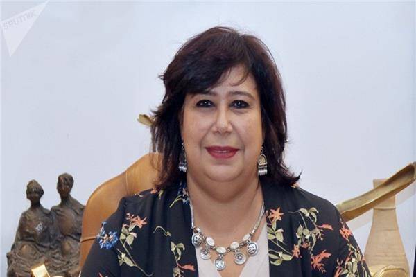 د. إيناس عبد الدايم وزير الثقافة