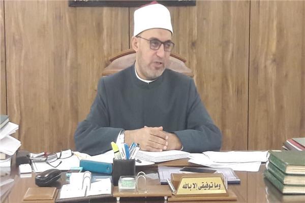 أمين عام البحوث الإسلامية الدكتور نظير محمد عياد