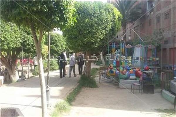 عيد الأضحي 2019  حدائق الغلابة بالقليوبية تفتح أبوابها أمام المواطنين
