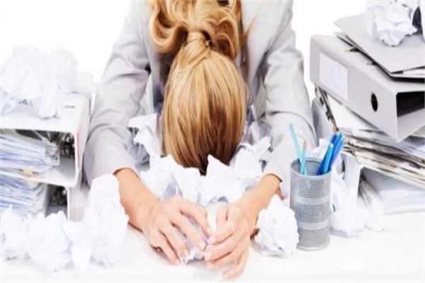 80 % من الموظفين يتعرضون للمرض بسبب عملهم